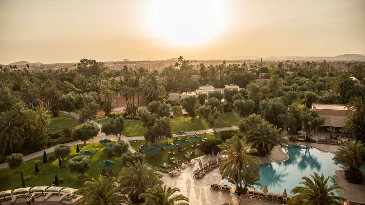 All inclusive resort in Marrakech La Palmeraie | All inclusive ...