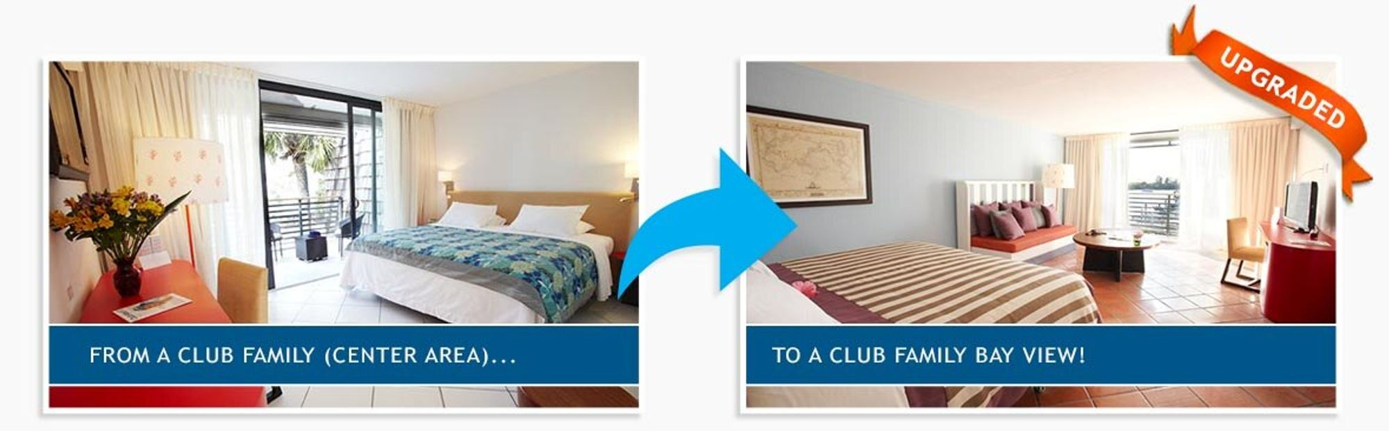 FRESH SALE: Free Room Upgrade!