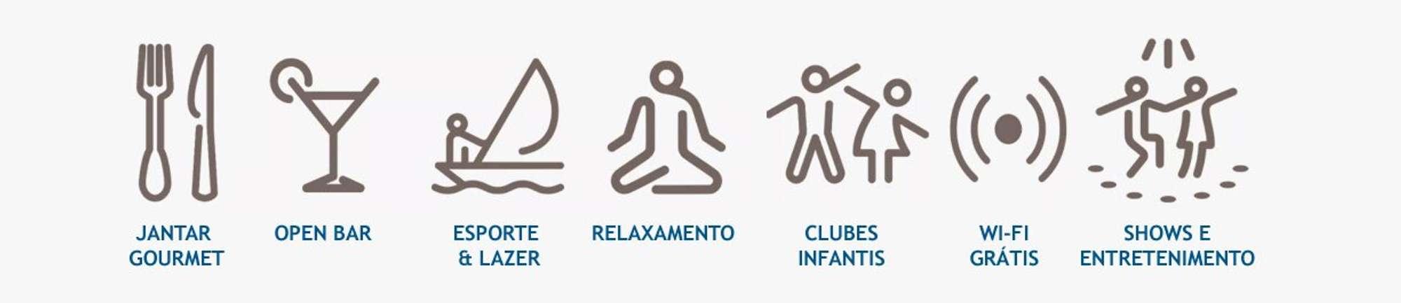 Uma estada All Inclusive no Club Med
