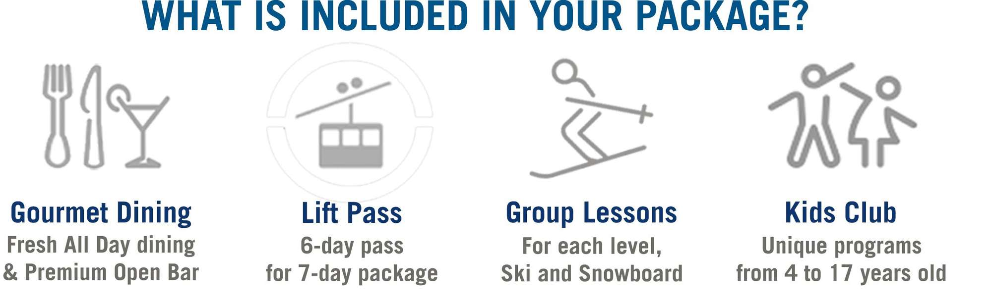 More information on your ski domain