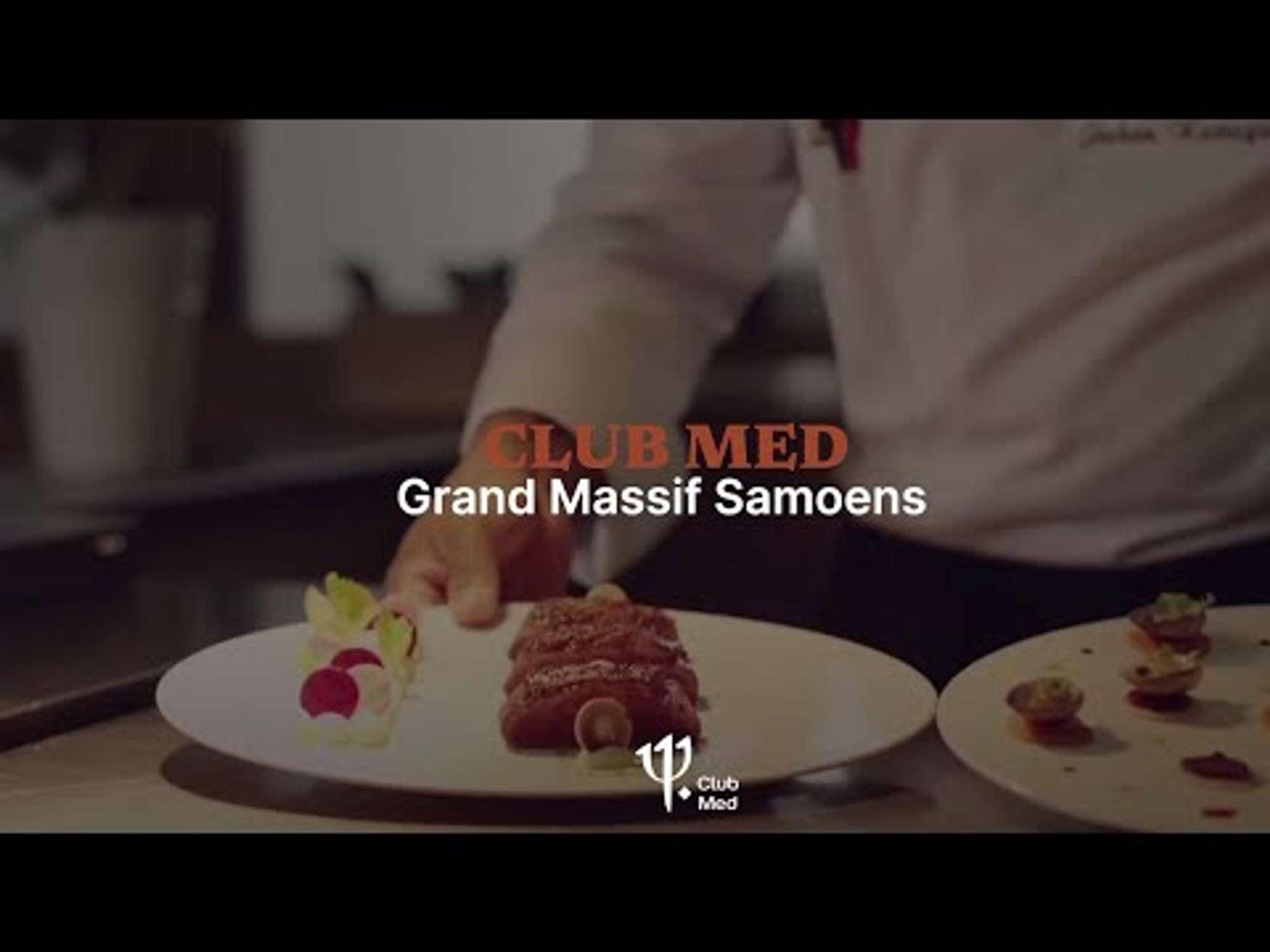 Open Grand Massif Samoëns Morillon וידיאו slideshow gallery at 1