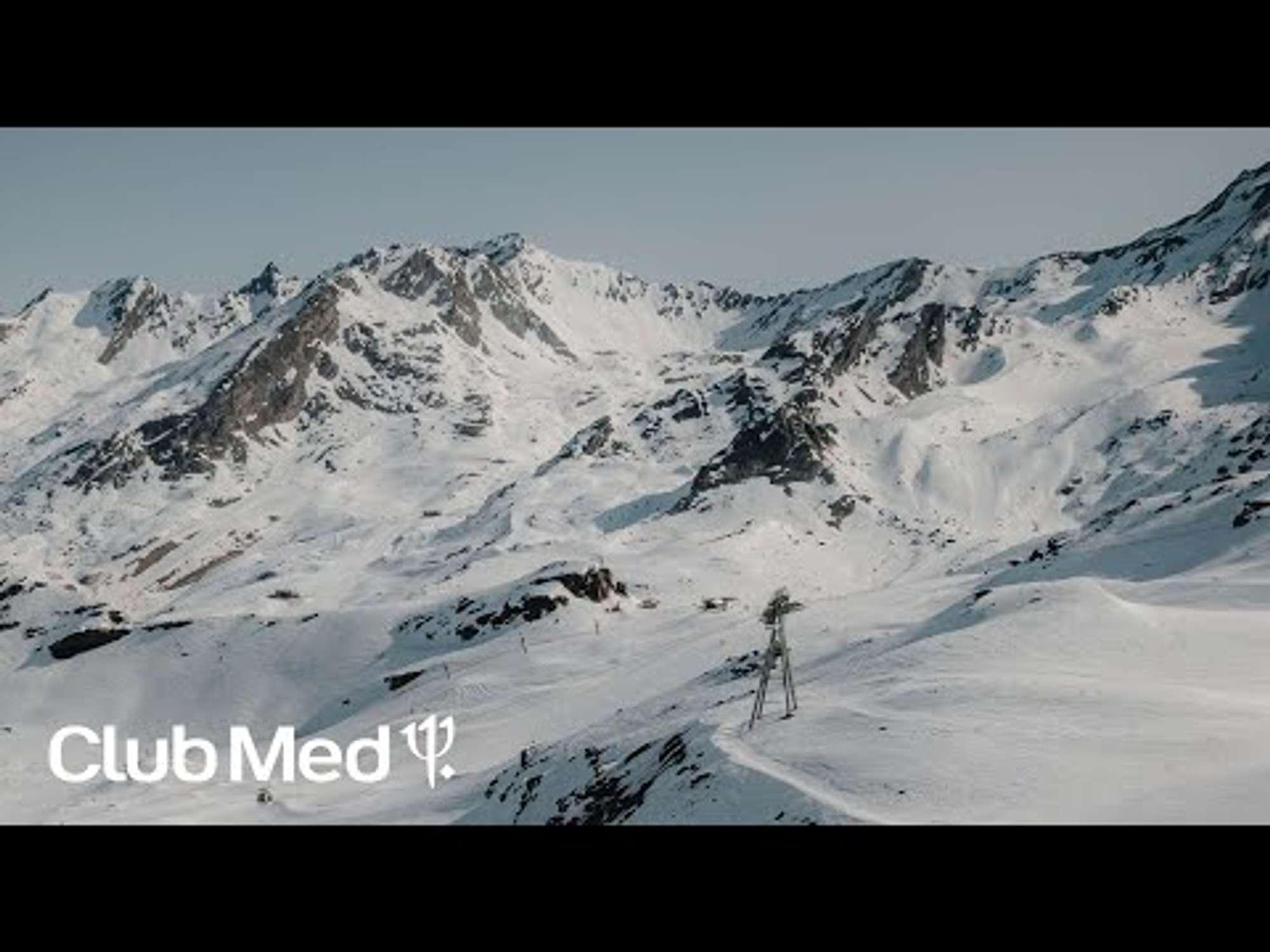 Open Val Thorens Sensations וידיאו slideshow gallery at 1