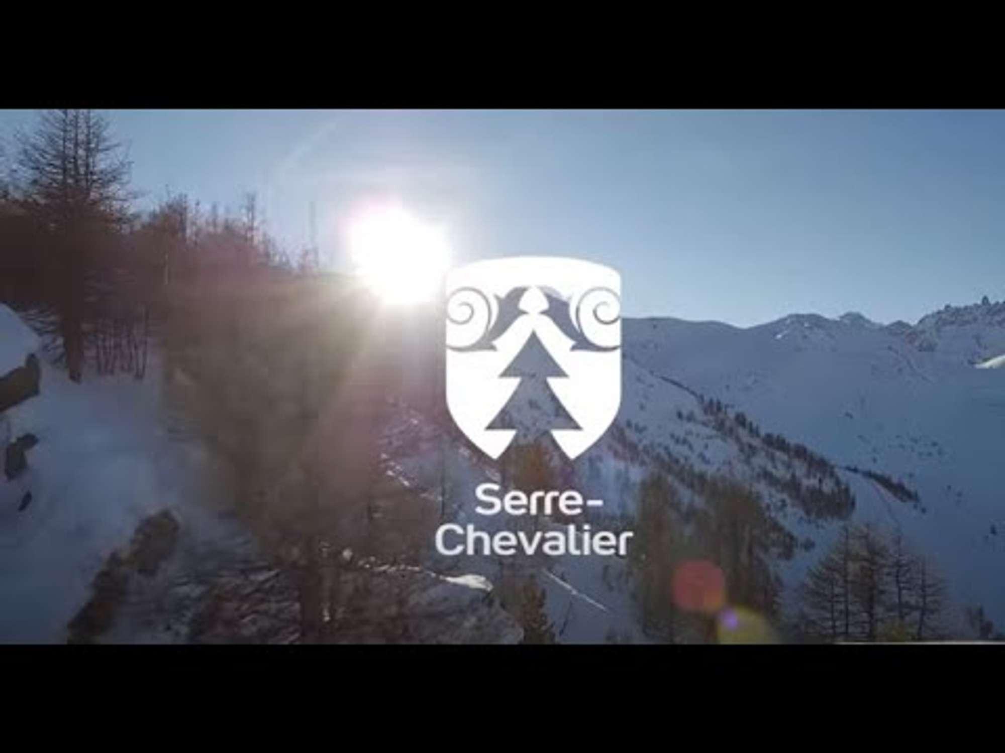Open Serre-Chevalier video's slideshow op 1