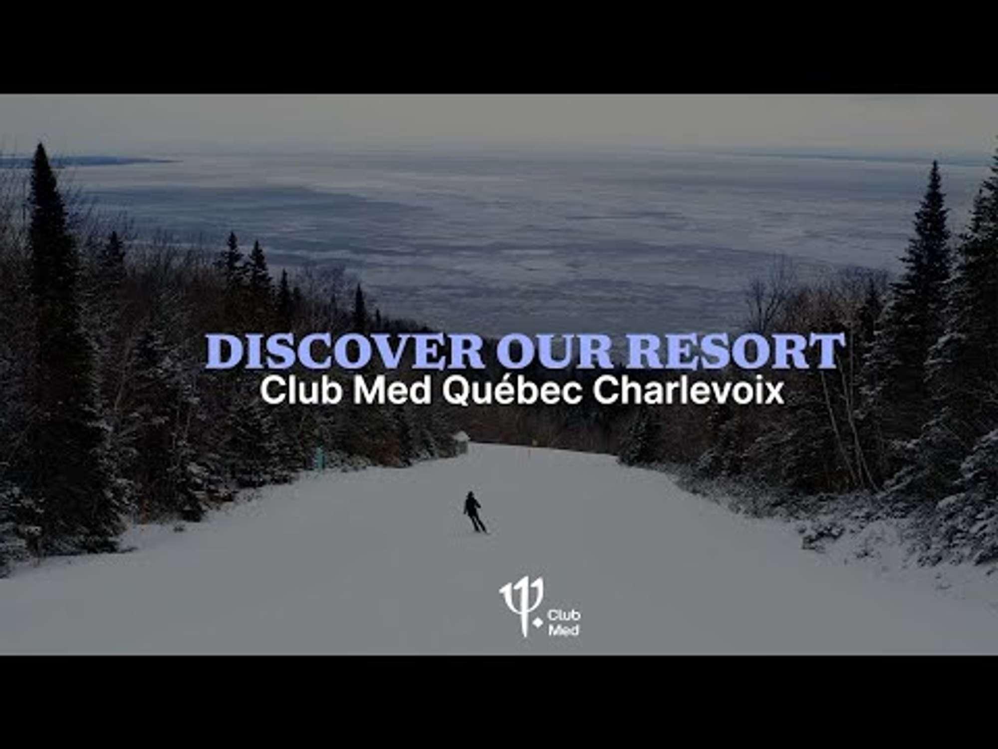 Open Quebec Charlevoix video's slideshow op 1