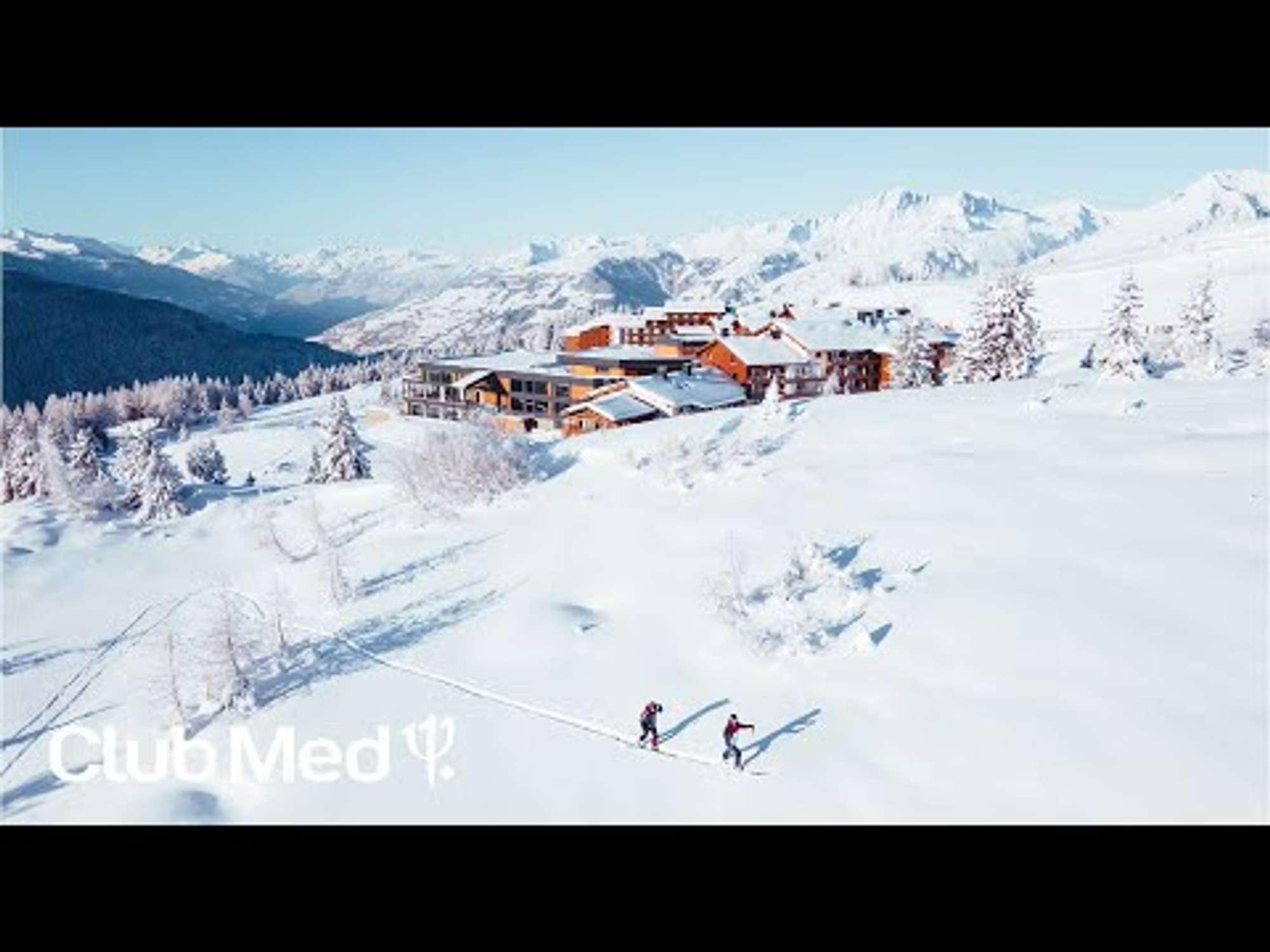 Open La Rosière videos slideshow gallery at 1