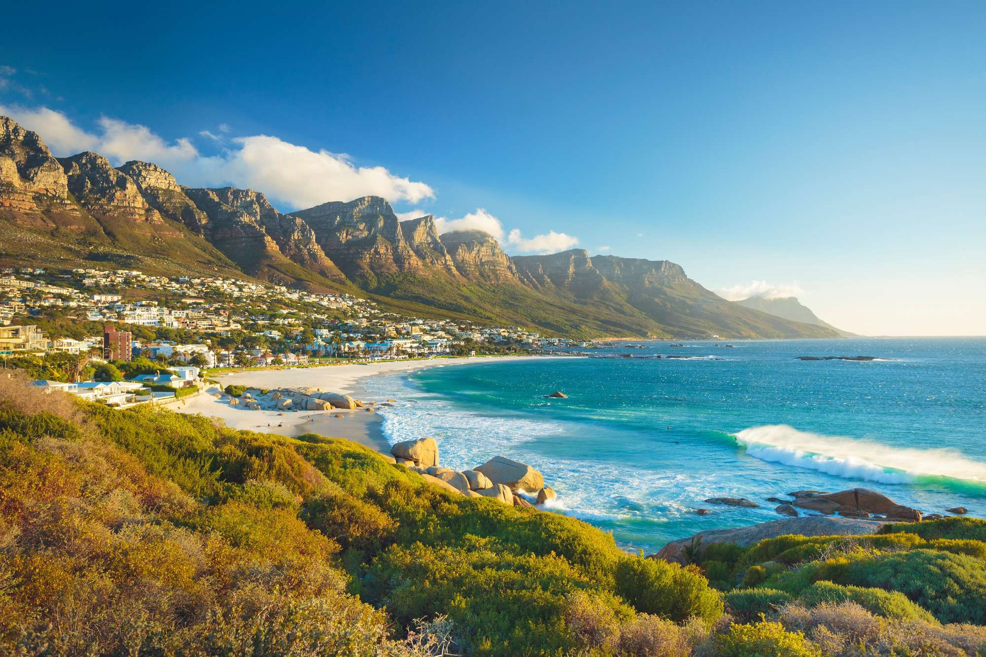 Sites mythiques en Afrique Australe