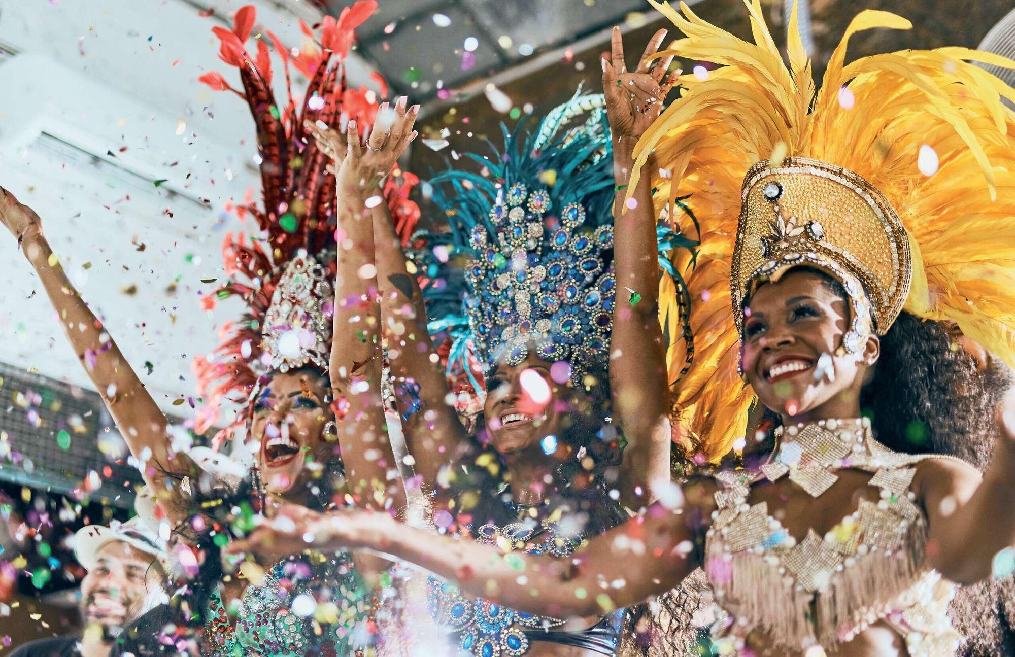 Brésil et Carnaval de Rio