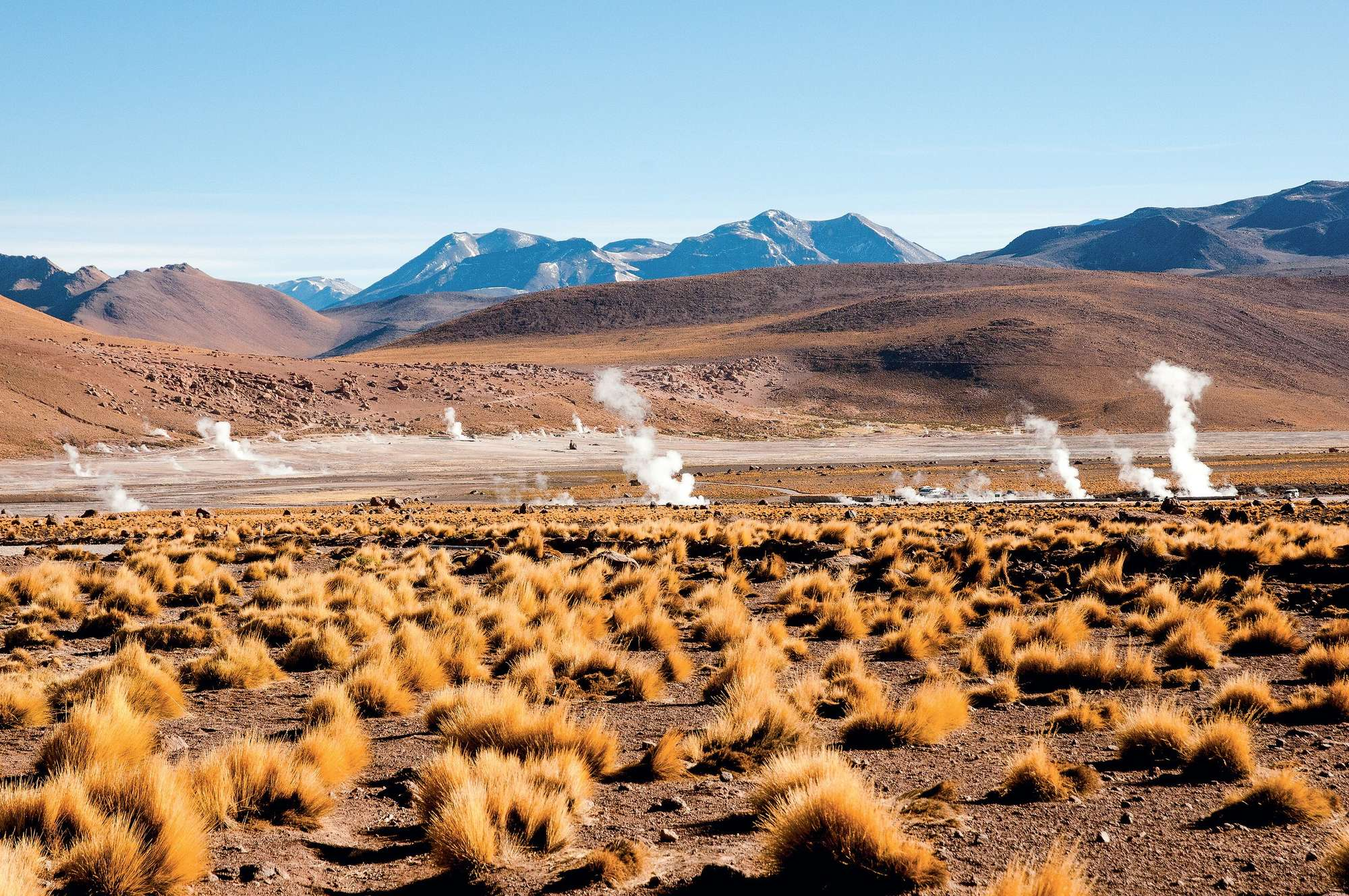 D'Atacama à l'île de Pâques