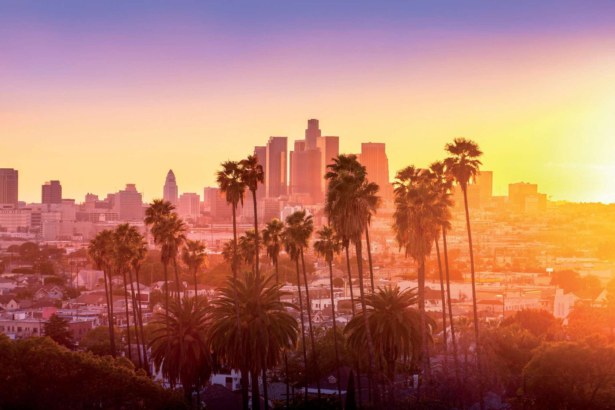 Grands Parcs et Californie