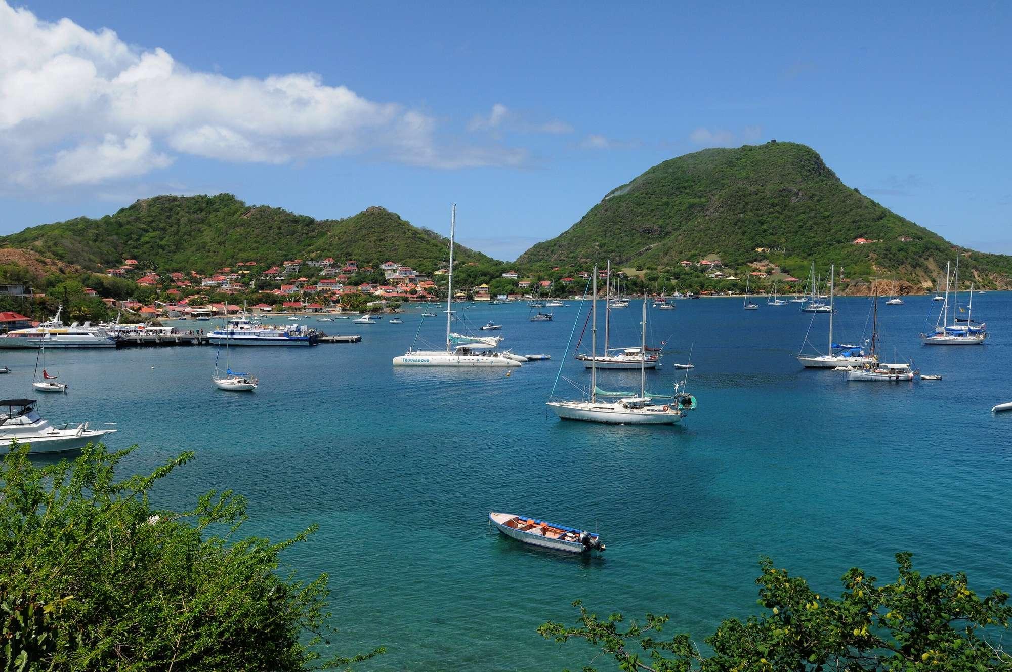 Croisière au vent caribéen