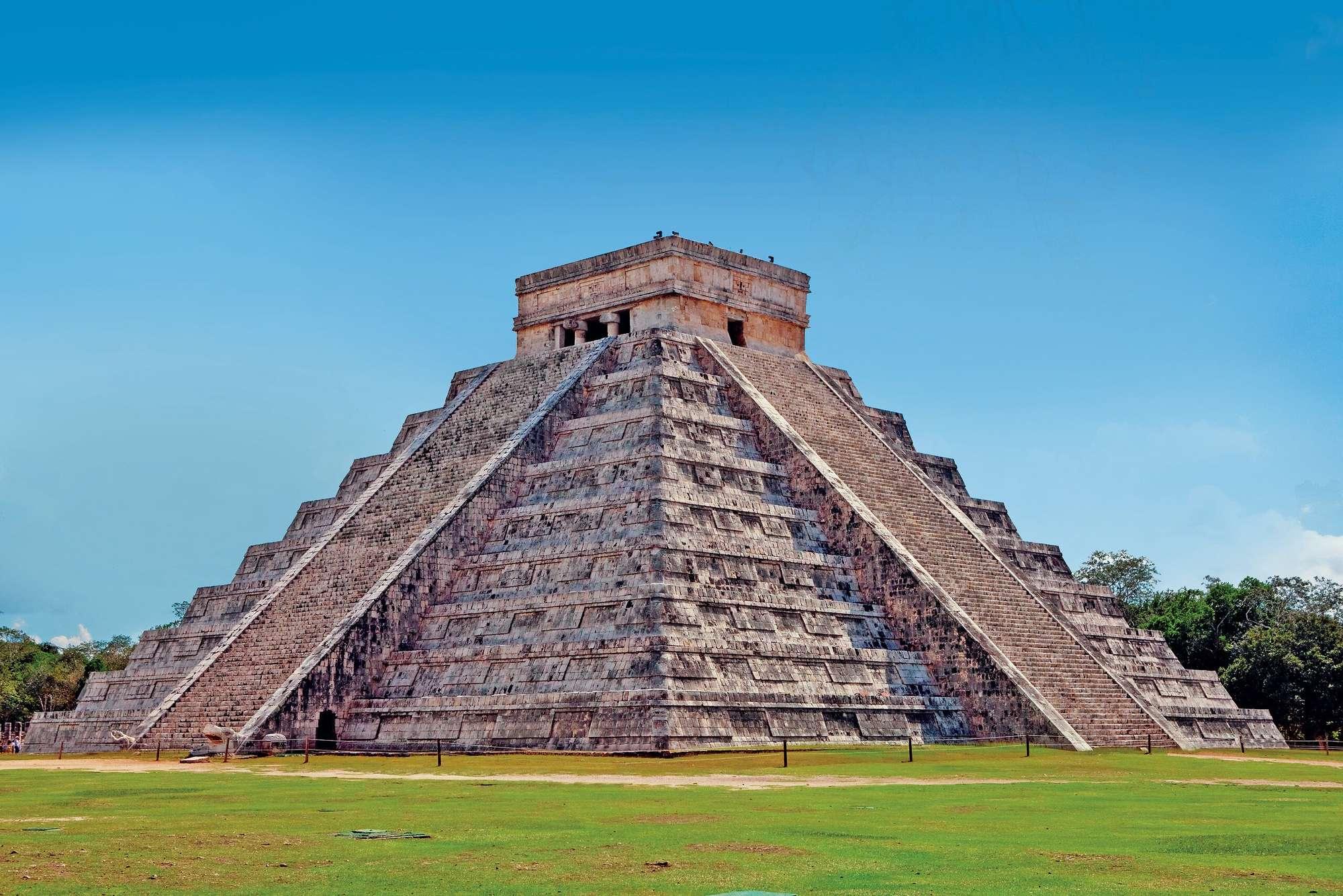 Escapade dans le Yucatán
