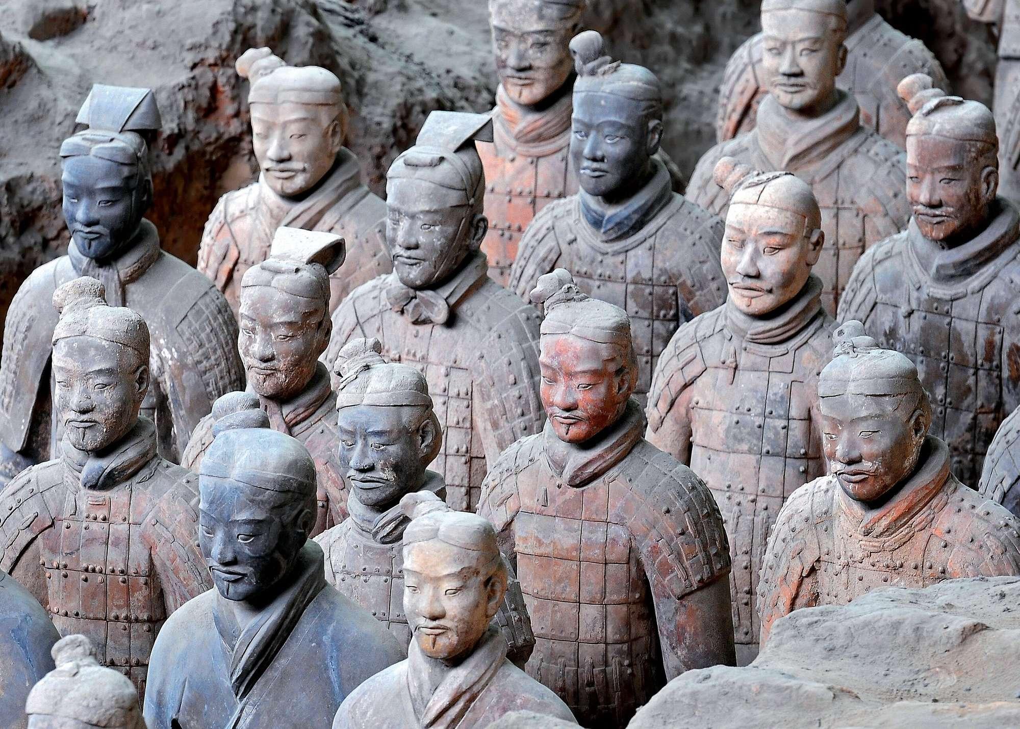 Parcours du mandarin