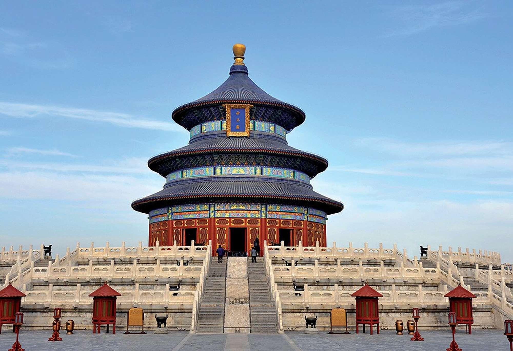 Escapade à Pékin