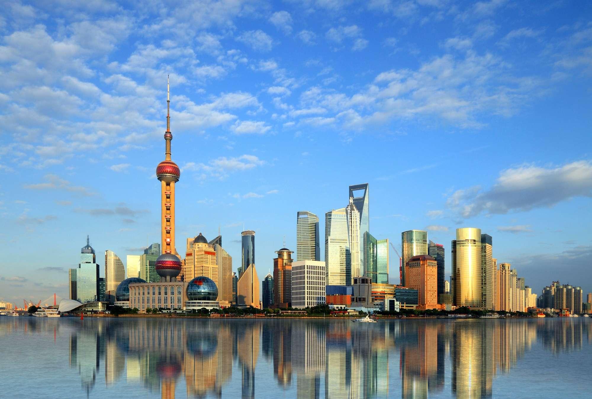Escapade à Shanghai