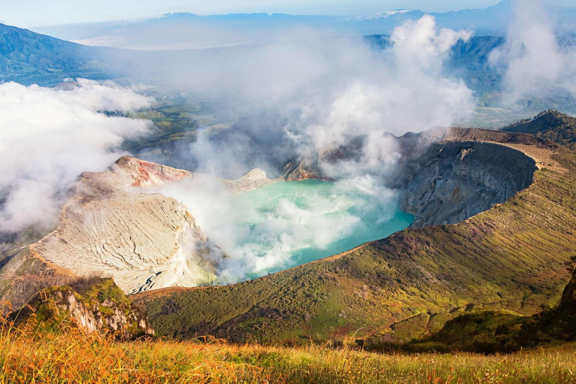 Bali et le Kawah Ijen