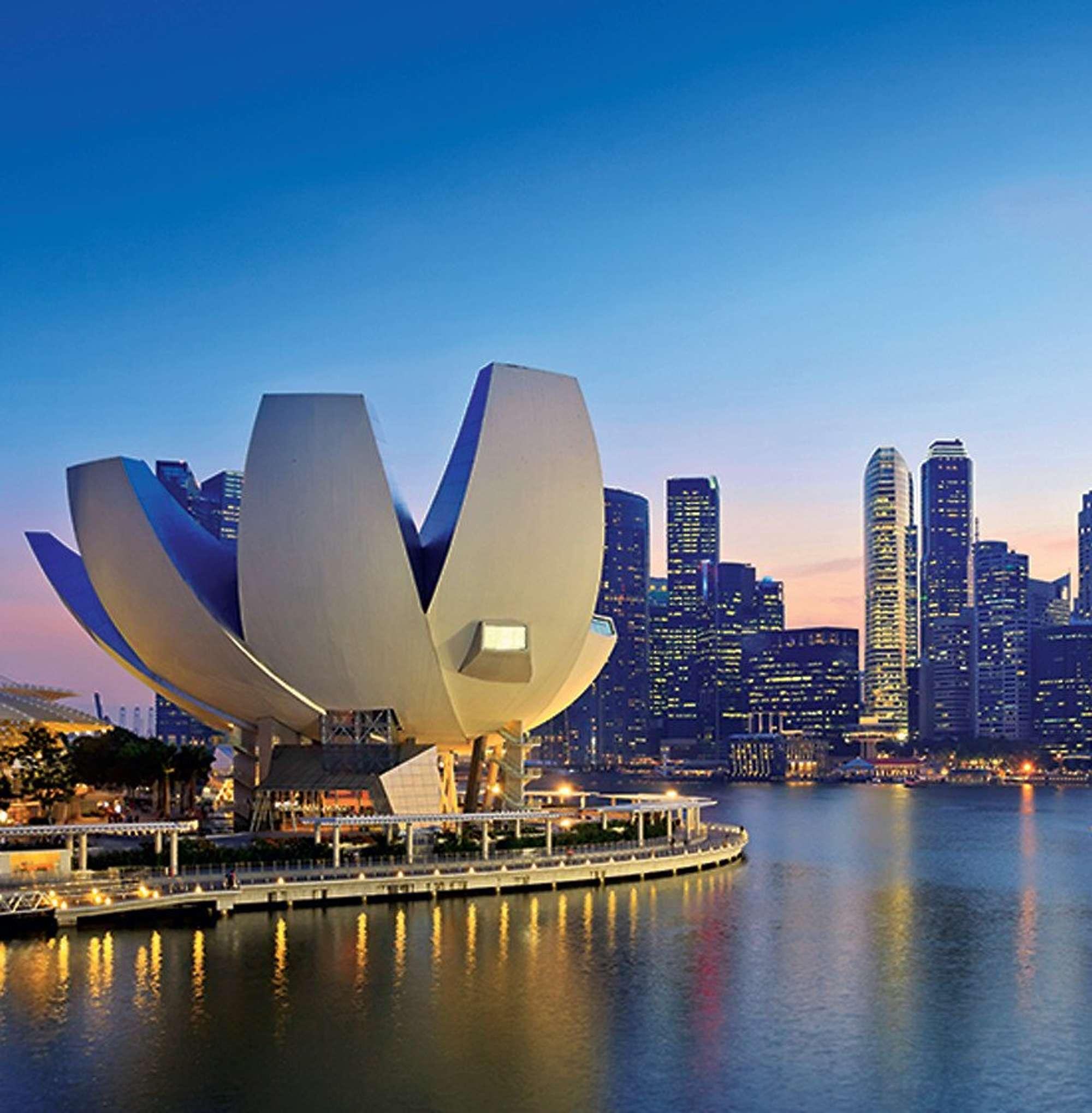 Escapade à Singapour