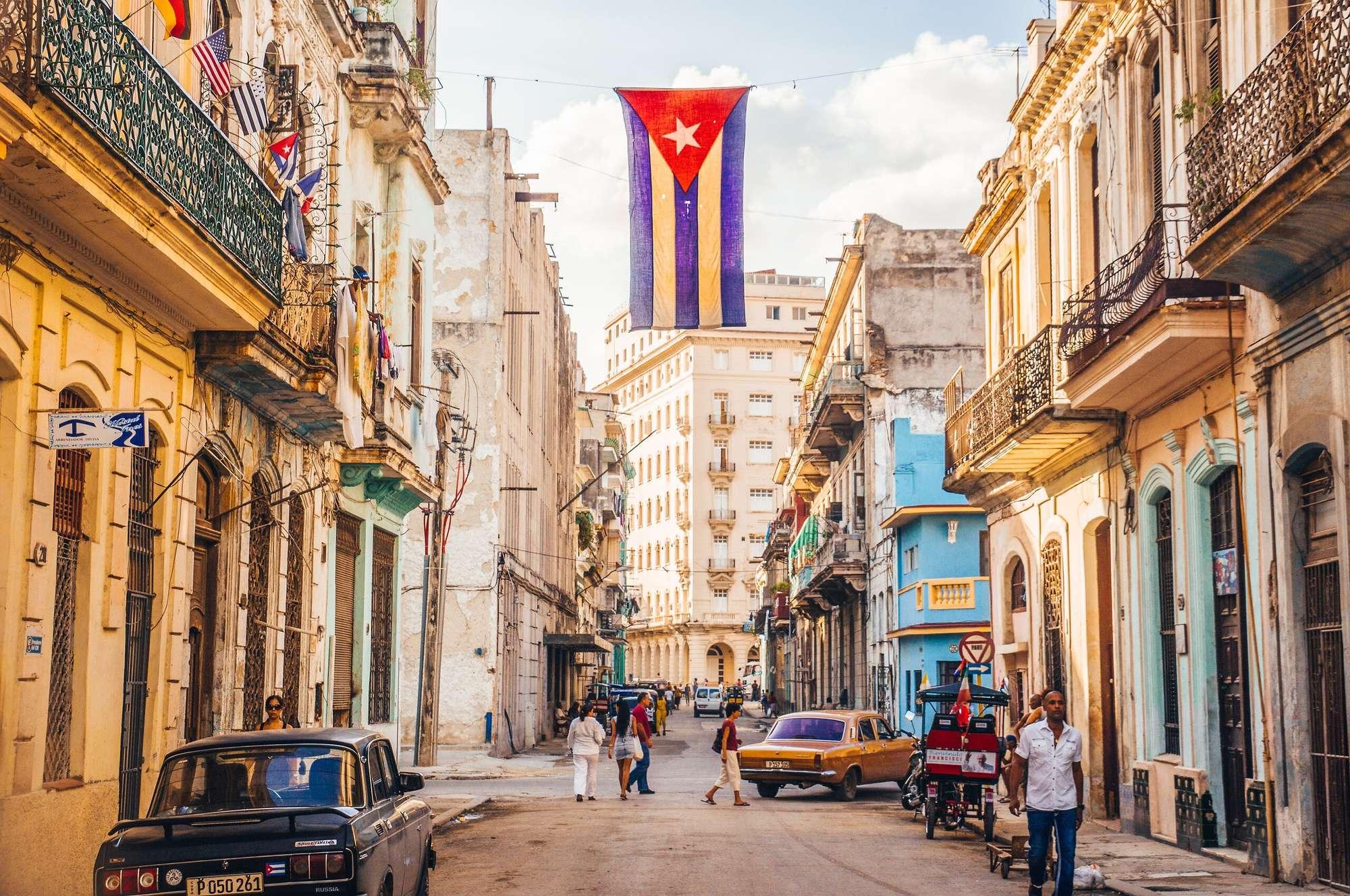 Escapade à La Havane
