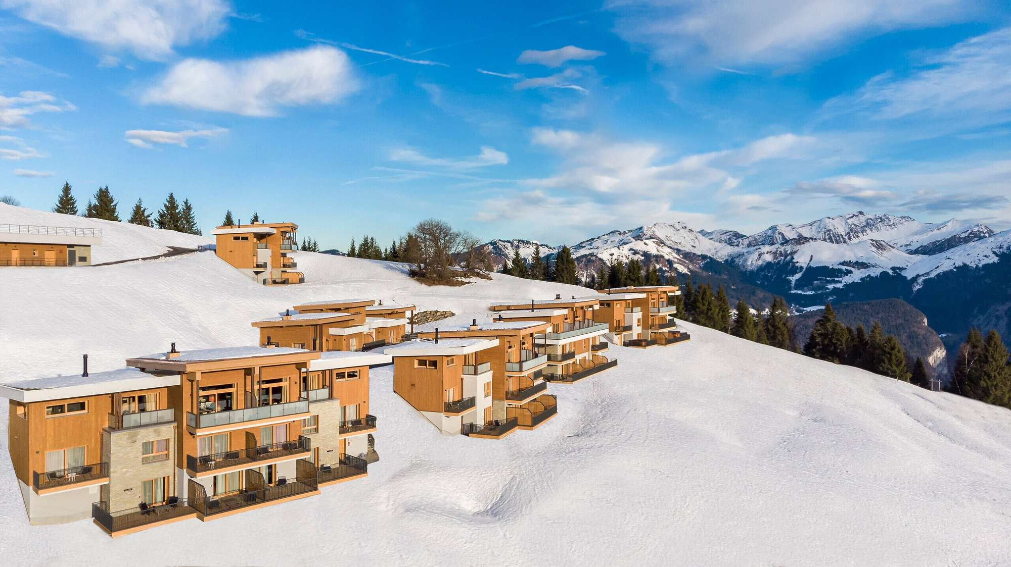 Les Appartements-Chalets de Grand Massif Samoëns Morillon