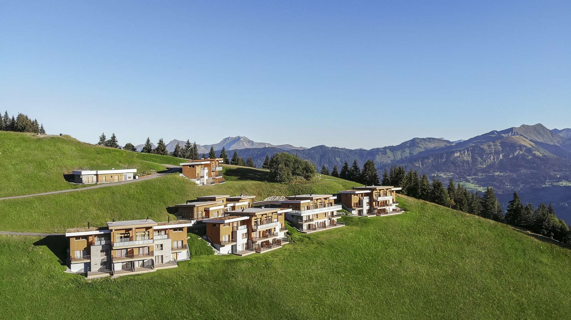 Open The Grand Massif Samoëns Morillon Chalet Apartments תמונות slideshow gallery at 1