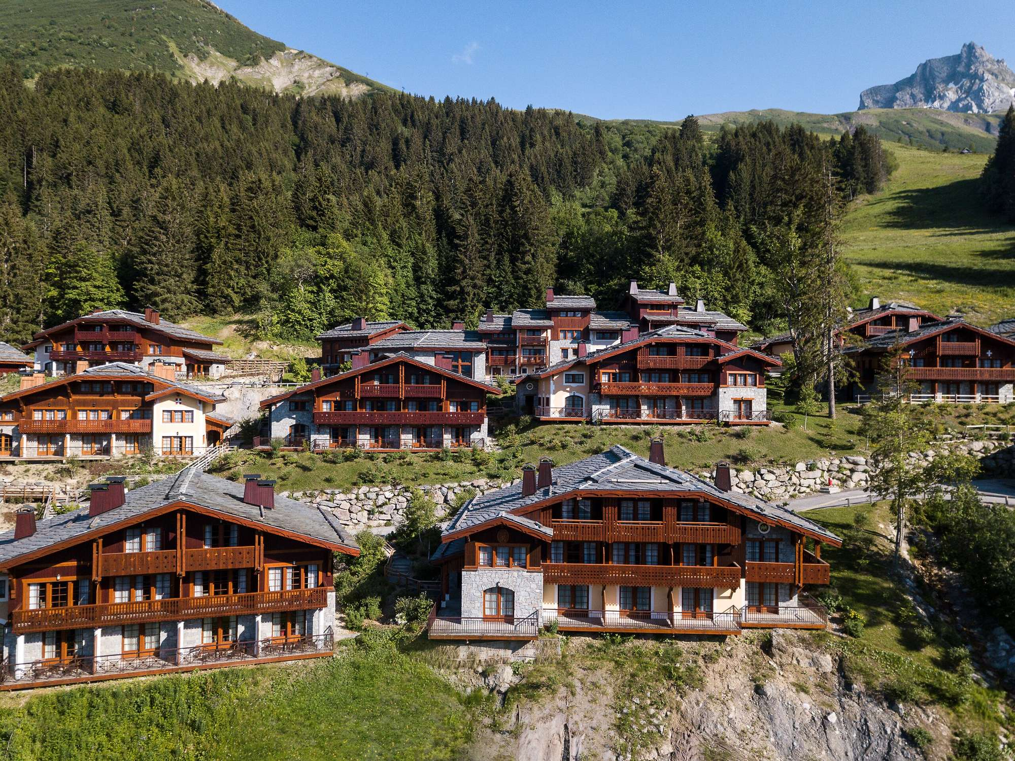 Les Appartements-Chalets de Valmorel