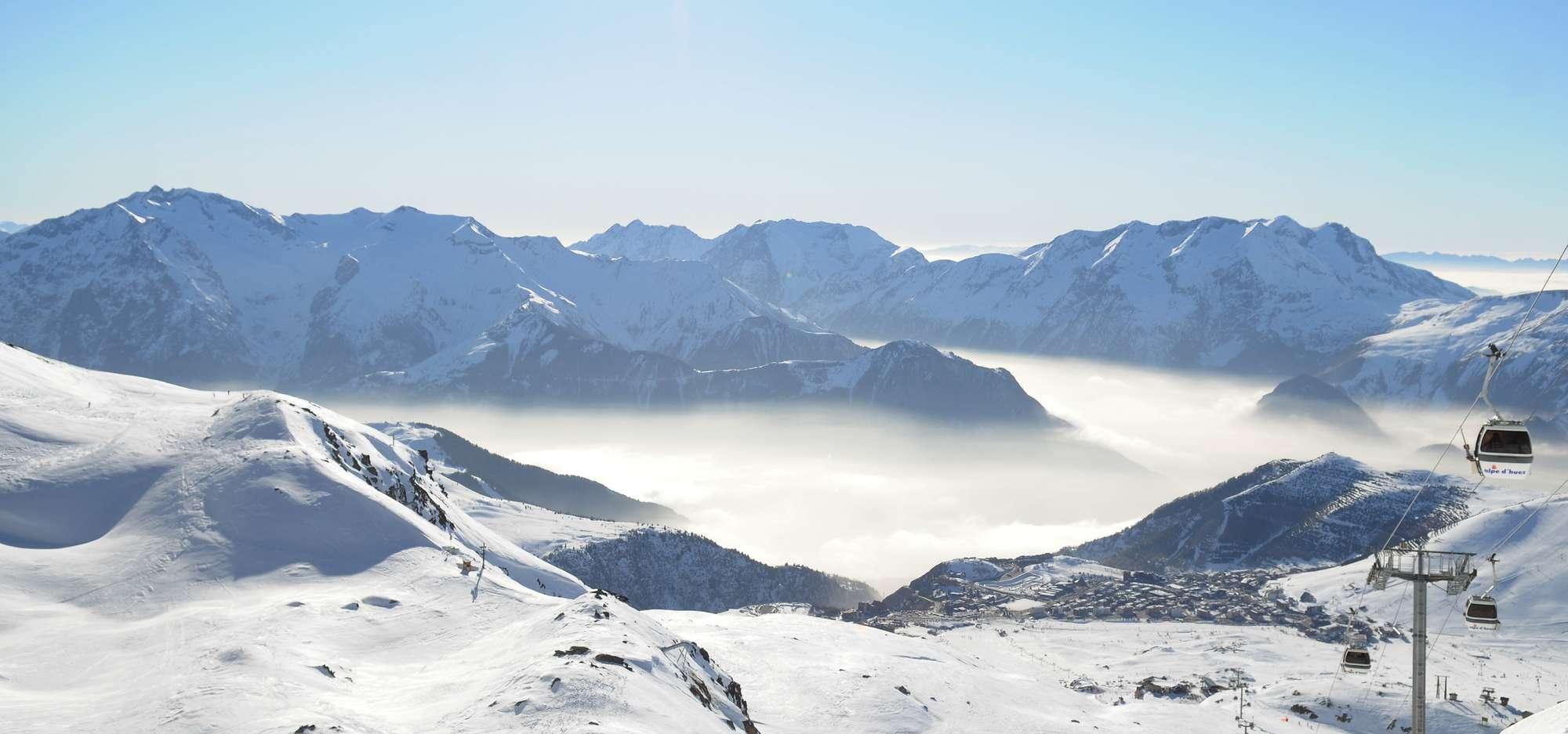 Насладитесь сиянием Южных Альп