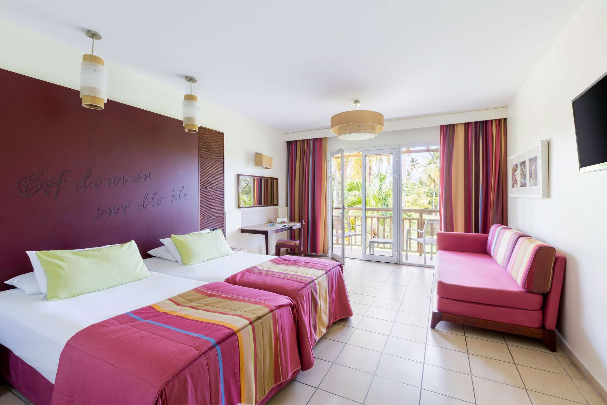 Club Med Les Boucaniers room