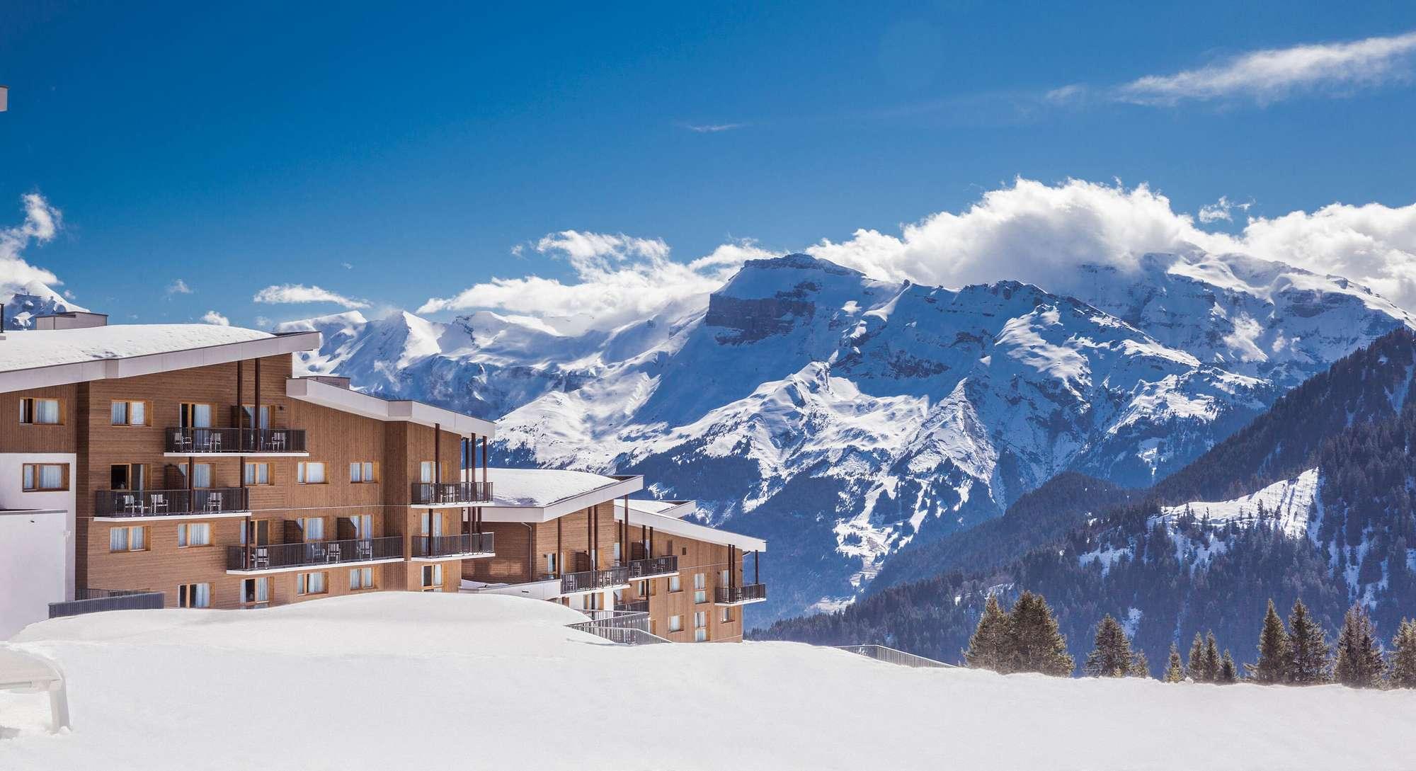 All-Inclusive Snow Resorts