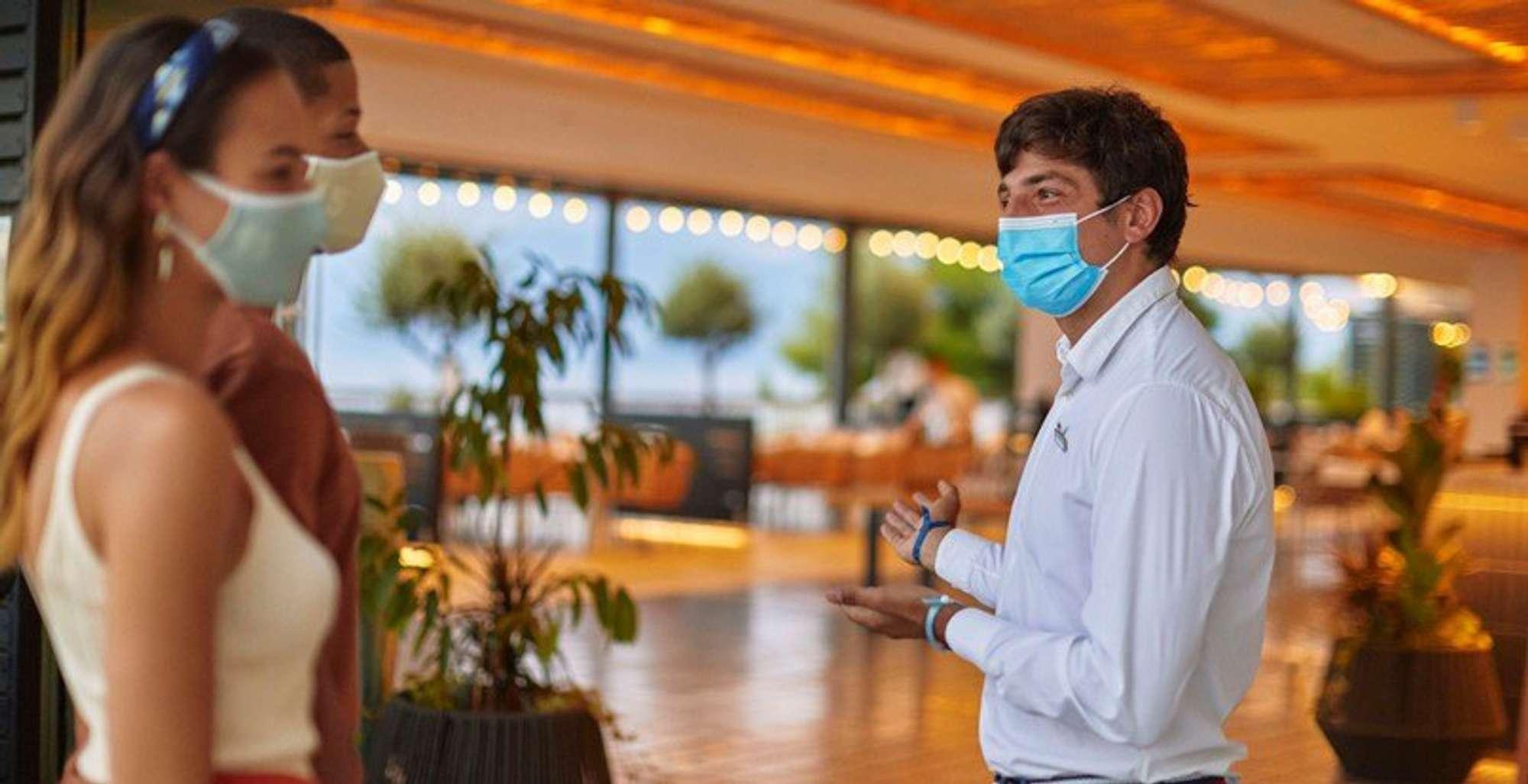 Safe Together measures at Club Med Resorts
