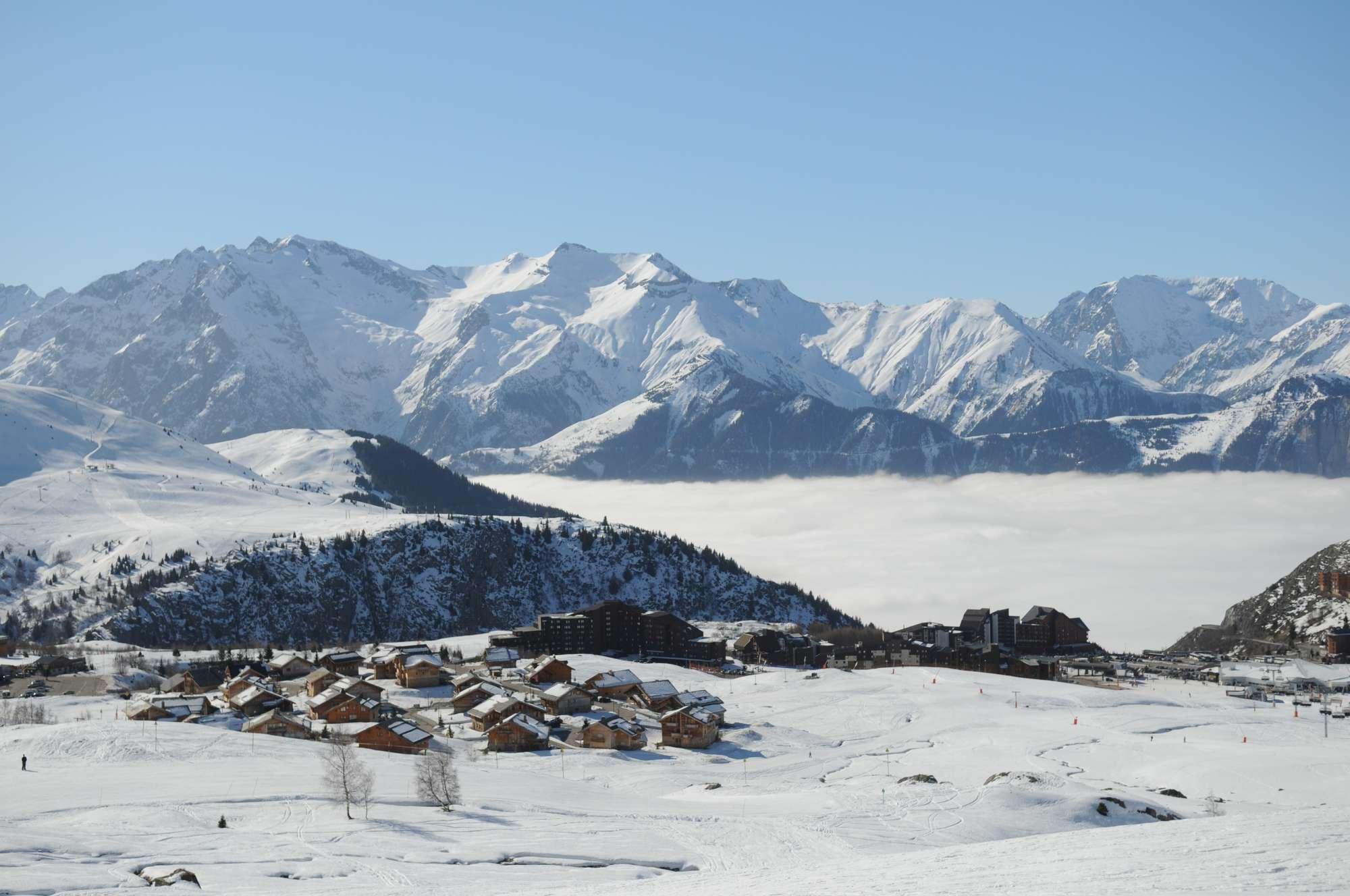 Насладитесь cолнцем и природой в Юж. Альпах.