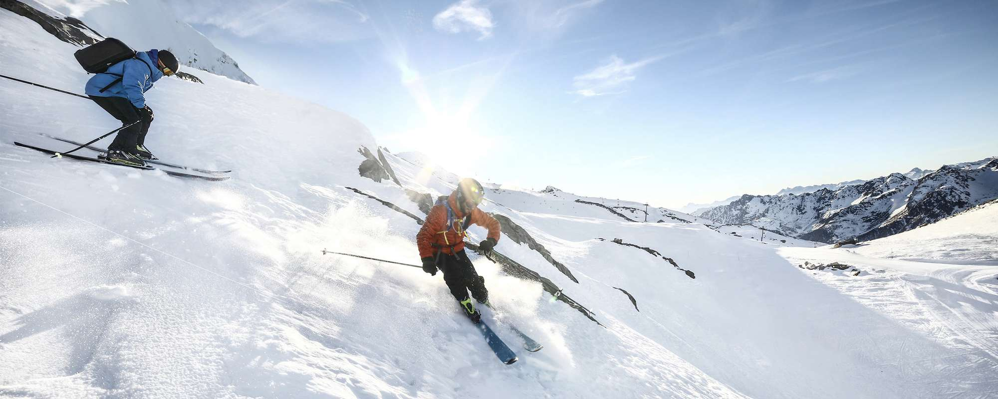 עונת סקי 2022 נפתחה!