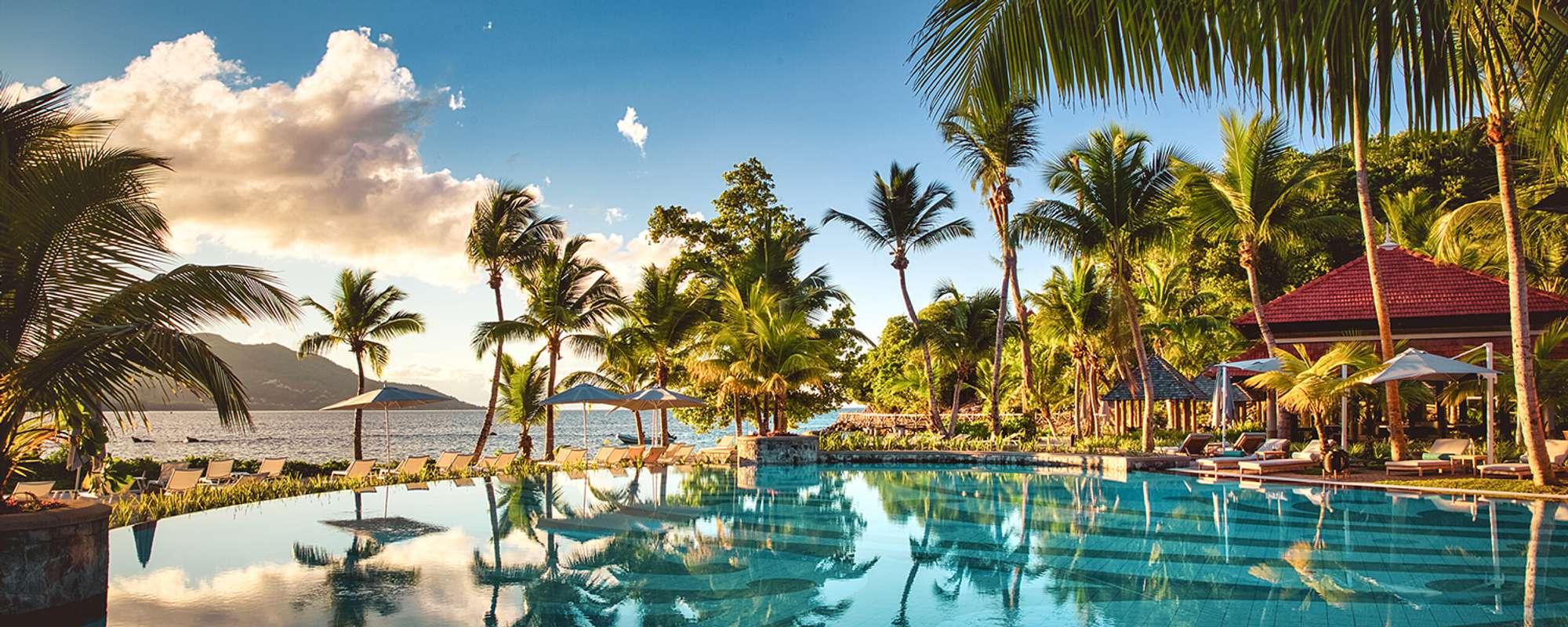 New resort in Seychelles