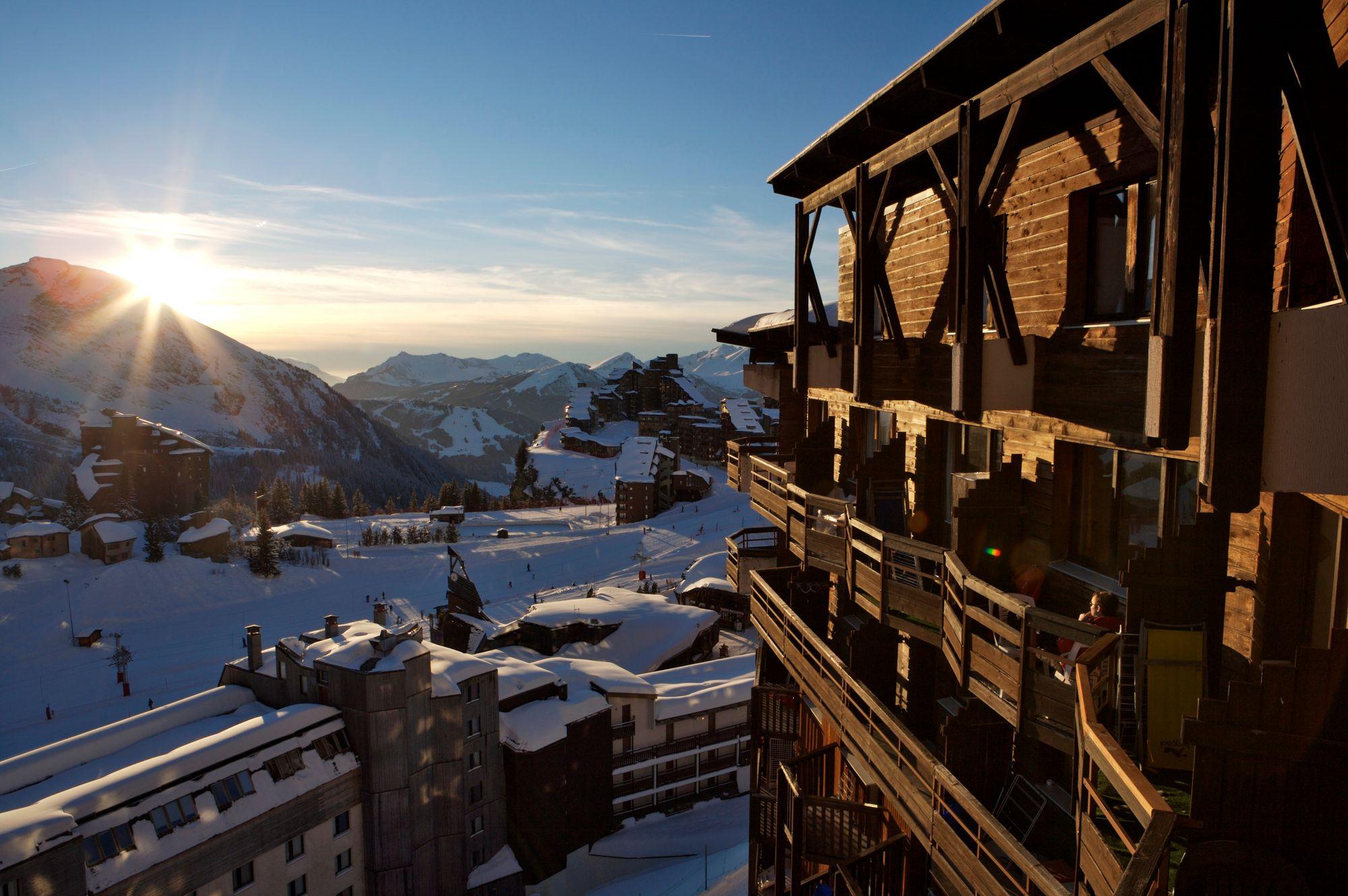 Дух альпийских традици.
