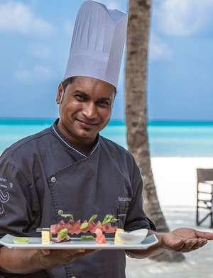 All inclusive-mat och dryck på Club Med