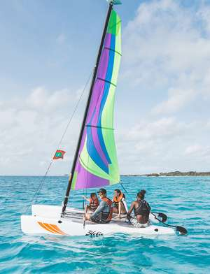 All inclusive sports and activities at Club Med