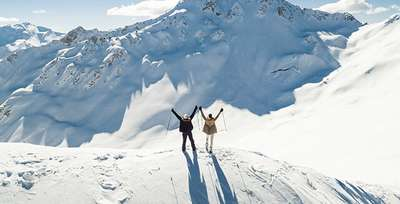 Your weekend ski with Club Med
