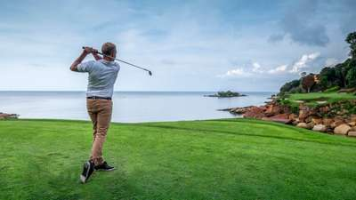 Land sports – Golfing holiday packages