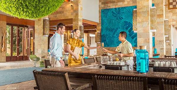 All-inclusive Club Med holidays - drinks and refreshments