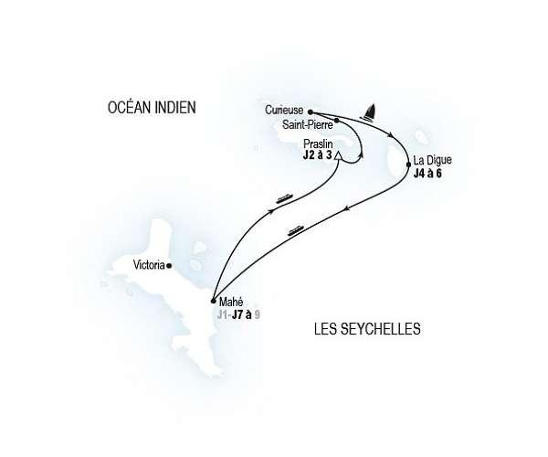 Joyaux des Seychelles