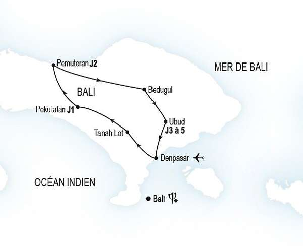 Escapade à Bali