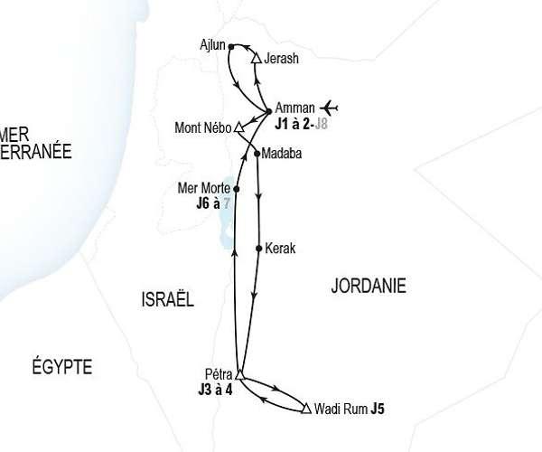 Royaume de Jordanie